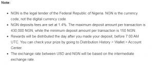 Binance list Nigerian Naira