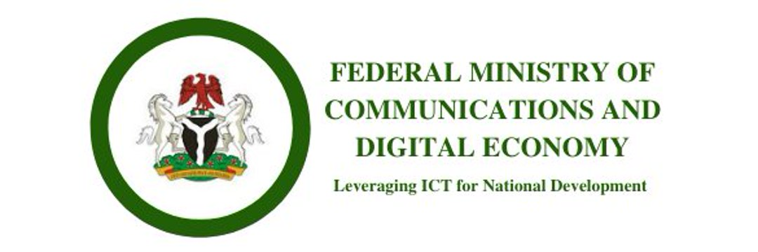 Official logo of Ministry of Communications and Digital Economy