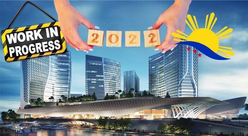 NUSTAR- Cebu's New Casino Resort to open in 2022